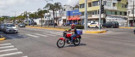Exhorta Tránsito Madero a conducir con precaución
