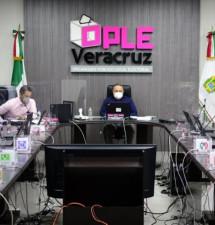 Candidatos independientes recibirán 47 mil pesos para gastos de campaña en Veracruz