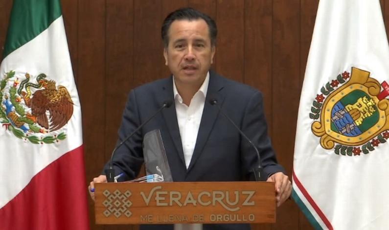 Gobernador de Veracruz a maestros: «hay momentos de espera para ir a traer más vacunas»