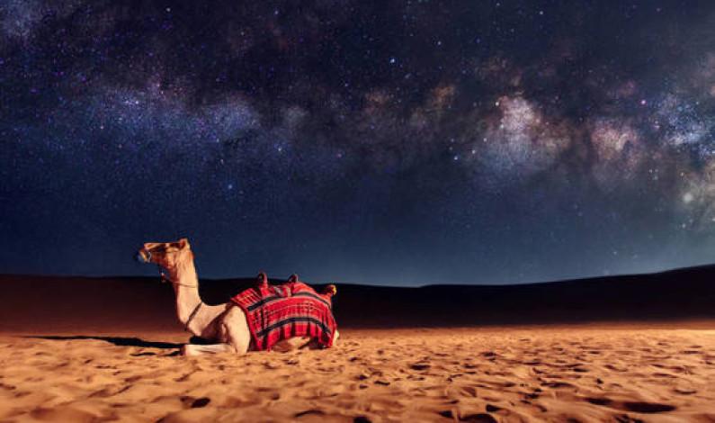 Por qué los desiertos se vuelven fríos por la noche