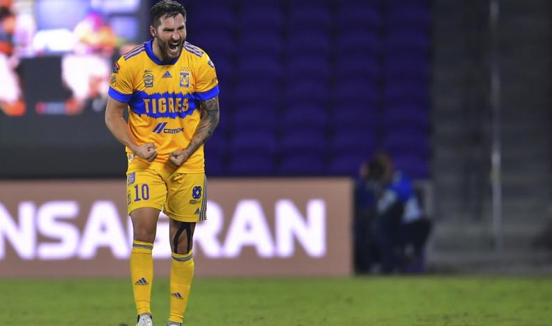 Gignac se iría de Tigres con salida del 'Tuca'
