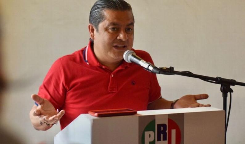 PRI documenta supuesto acarreo de empleados estatales a mítines en Veracruz