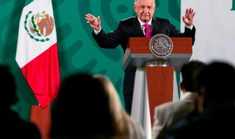 ¡Ya me fueron a acusar a la OEA!: López Obrador