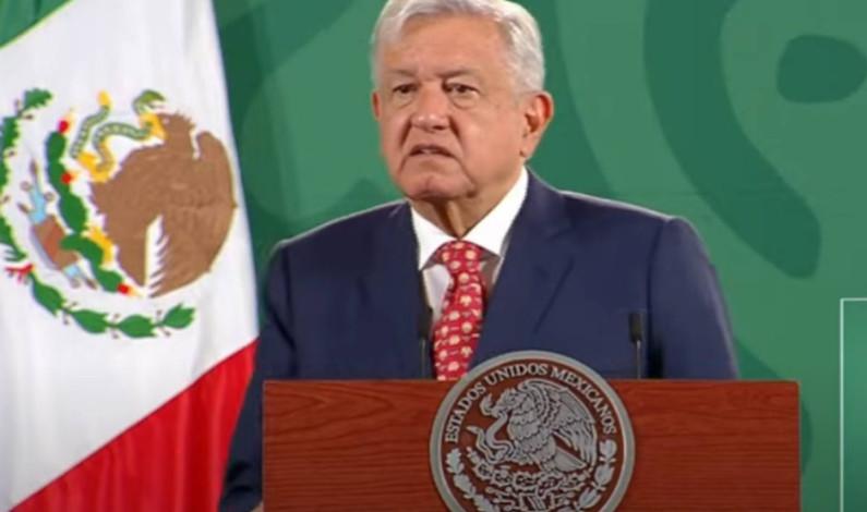 López Obrador lamenta asesinato de Abel Murrieta y acusaciones