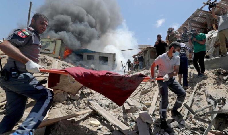 Combates entre Israel y Hamas dejan ya más de 200 muertos