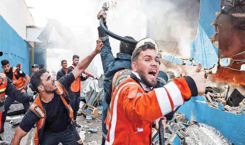 Combates de Israel suman apoyo global