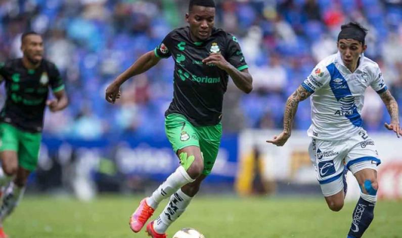Santos se cita con Cruz Azul en la final del Guardianes 2021