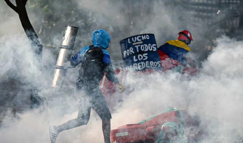Crisis en Colombia suma más víctimas, entre ellas un bebé