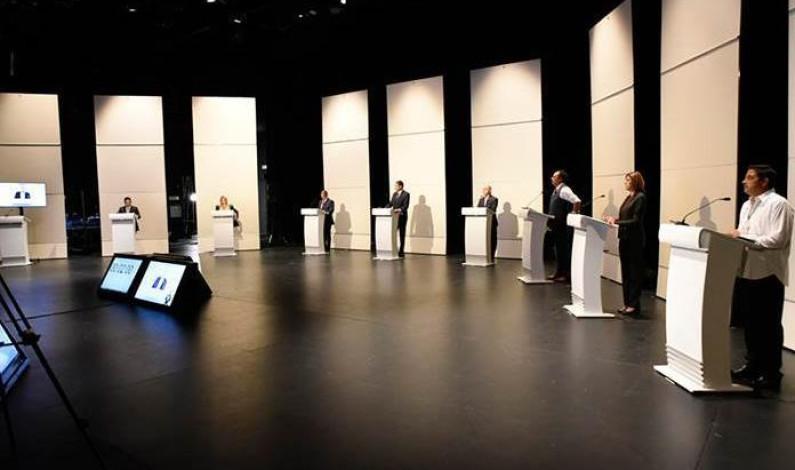 Secunda la IP tests de confianza para candidatos