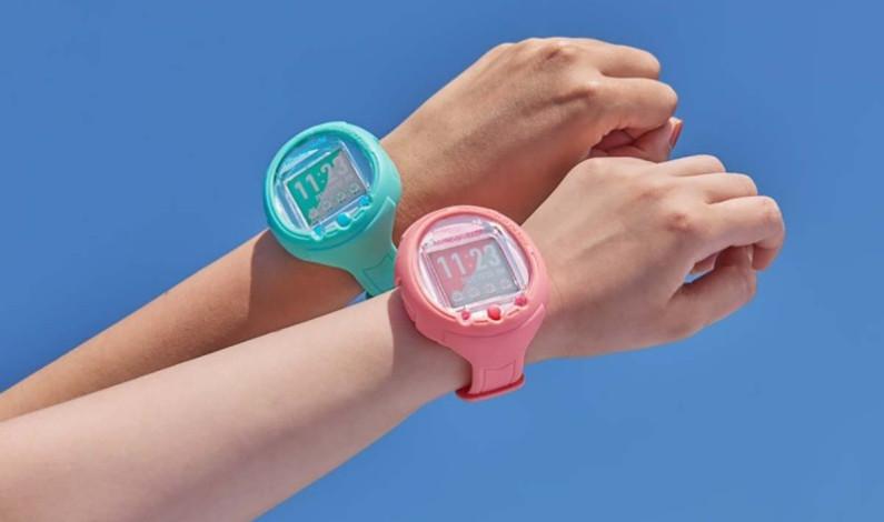 Tamagotchi es también un reloj inteligente, así funciona la actualización