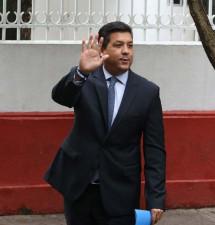 García Cabeza de Vaca depositó garantía para permanecer en libertad