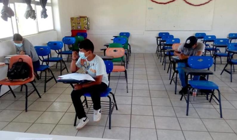 ARRANCA EN TAMAULIPAS  EL REGRESO A ESCUELAS