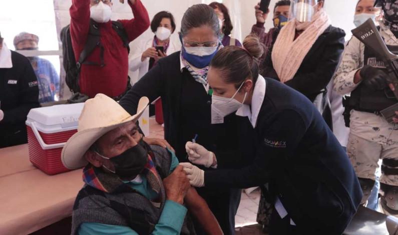 Detectan alto rezago de vacunación anticovid entre abuelitos de Tampico