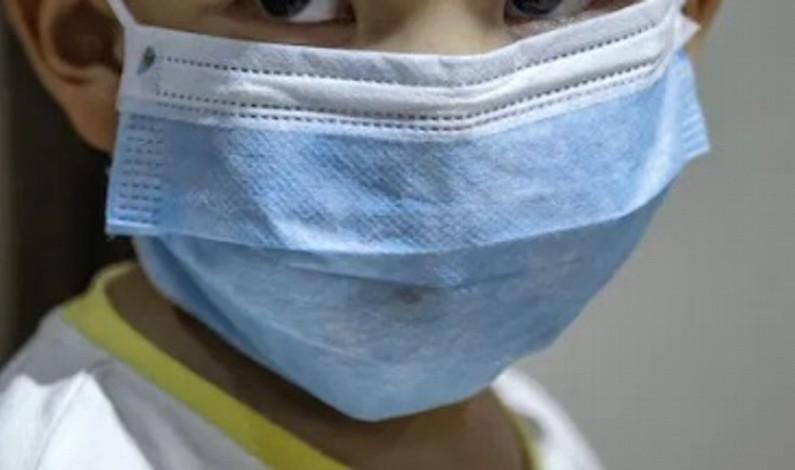 Se contagian 120 menores de edad de COVID-19 en 15 días, en Veracruz
