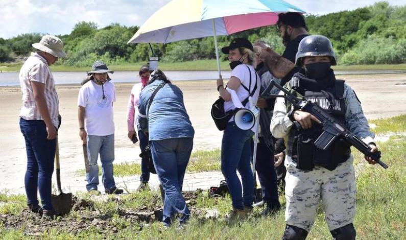 Piden apoyo del FBI para buscar desparecidos en Tamaulipas