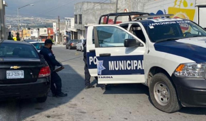 Dan grito, pero de terror por balacera en Santa Catarina, Nuevo León