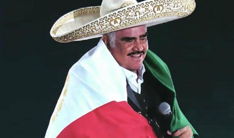 Vicente Fernández tiene afectación en nervios periféricos; recuperación será «proceso lento»