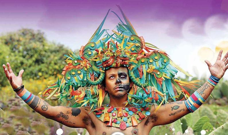 Kalimba representa al pueblo del maíz